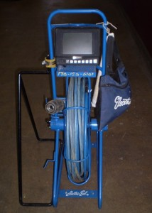 drain pipe inspection video camera